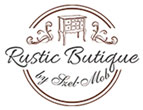 Rustic boutique logo